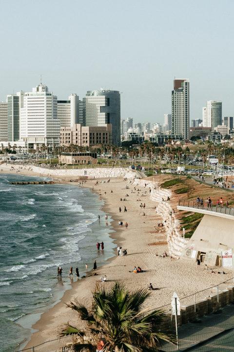 #01: Tel Aviv (Jerusalem & Bethlehem)