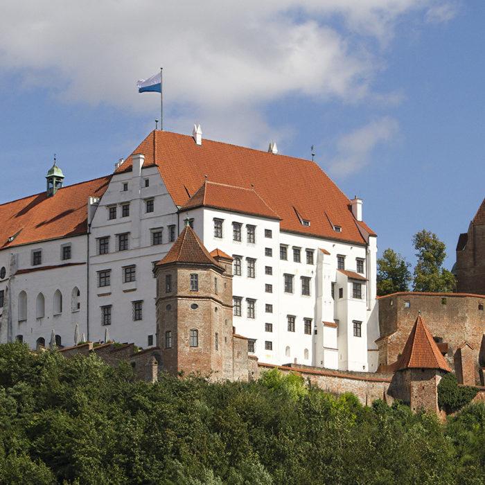 Landshut - Burg Trausnitz