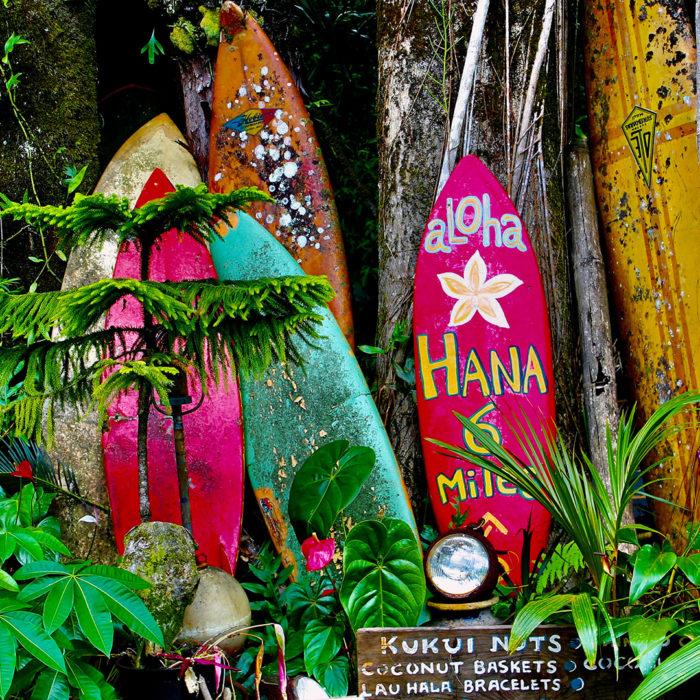 Hawaii, Maui - Road To Hana